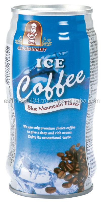 Ice Coffee O d Gourmet 240ml Can Buy Ice Coffee Ice Coffee Drinks In Cans Iced Coffee Drinks Product on Alibaba