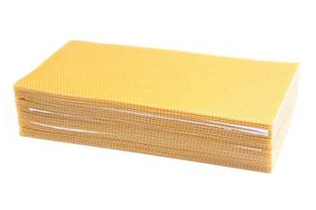 beeswax Sheets(30%beeswax,70%paraffin)