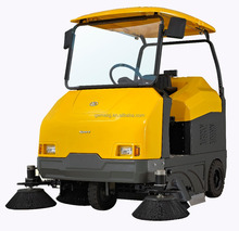 GEMEI Electric cleaning equipment road sweeper manufacturer