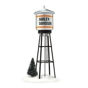 HD Juneau Ave. Water Tower | Department 56 Tower (4042421) by Department 56