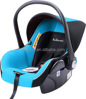ece r4404 new style china supplier safety kids baby car seat blue