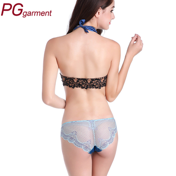 Sexy satin underwear
