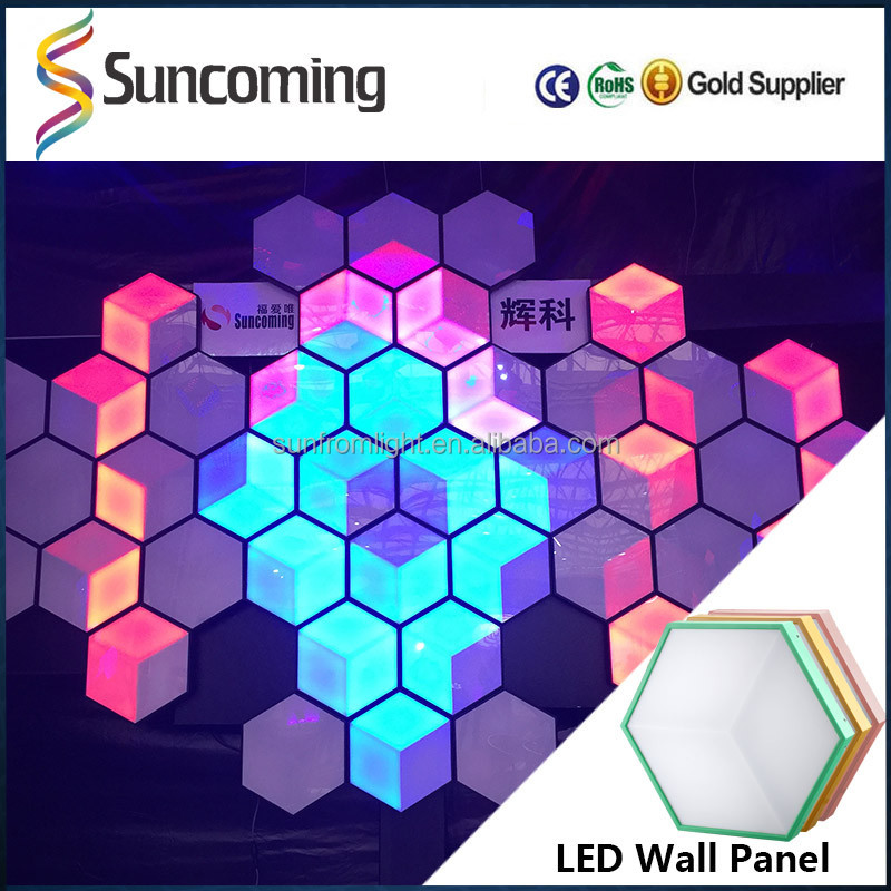 New patent design <strong>RGB</strong> 3 in 1 nightclub lighting celling led panel light