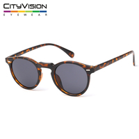Ad Small round plastic male sunglasses with metal pins deco sunglasses sun glasses