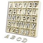 Wooden Letters,Wooden Craft Letters with Storage Tray Set,Wooden Alphabet Letters for DIY Wedding Birthday Display Home Decor