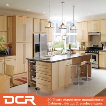 Guangzhou aanpassen keukenkast eenvoudige ontwerpen buy for Keukenkast ontwerpen