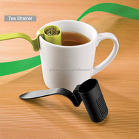 Plastic Tea Spoon With Clip,Tea Strainer,Tea Infuser Spoon - Buy ...