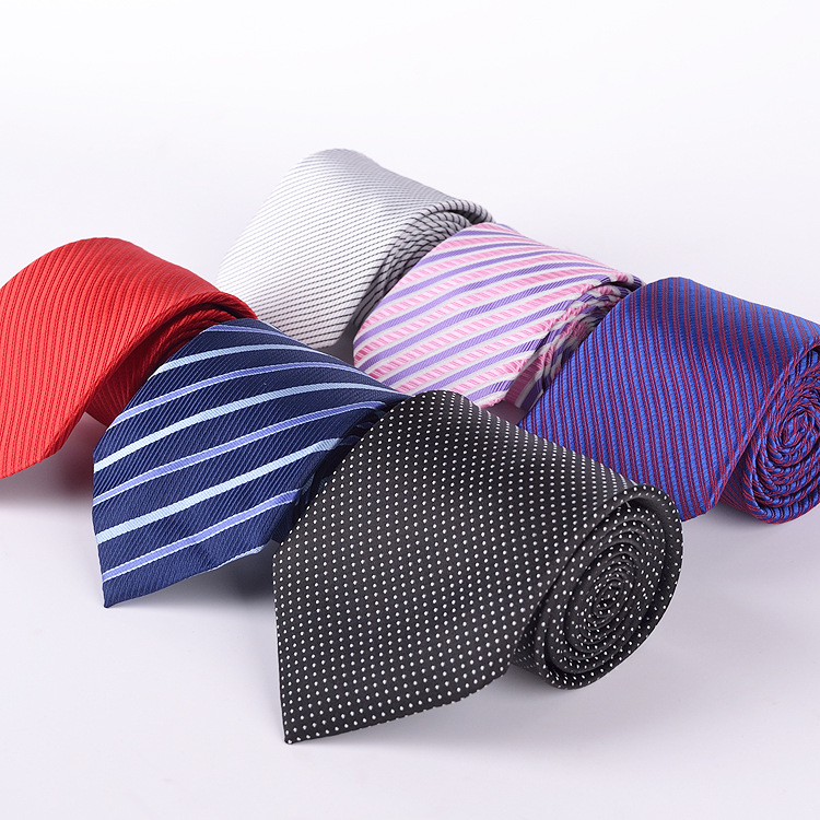 Wholesale men business polyester neck <strong>tie</strong>
