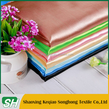 China keqiao supplier satin panty pics for garment lining