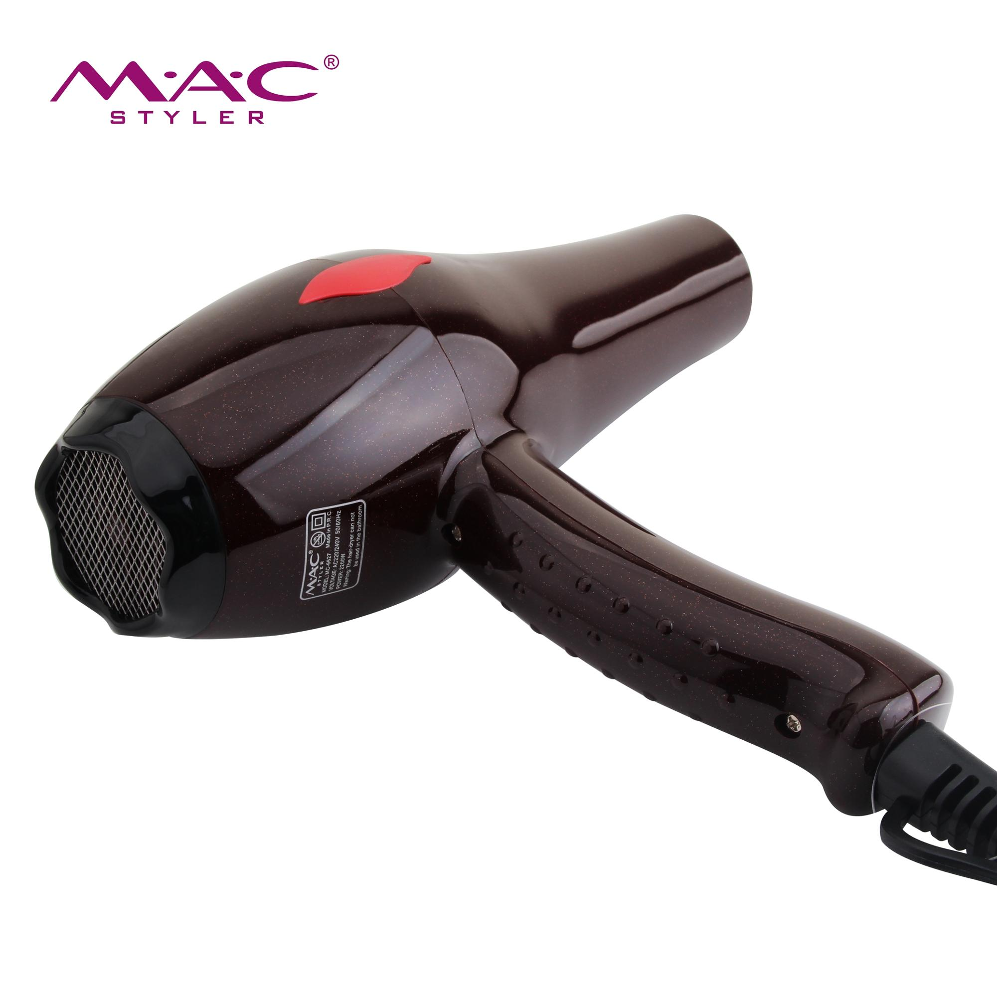 Professional Fashion Automatic Bling Bling AC motor hair blow dryer Personal Beauty Care Products