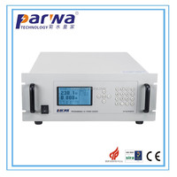 RS232 1KVA single phase programmable AC power source