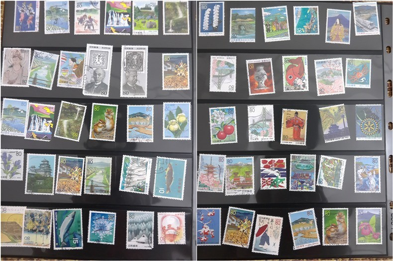 Wholesale No Repeat Postage Stamps Collections From All Over The World With Post Mark Stamp Postal All Used For Collection Old Stamps Stamp Collecting