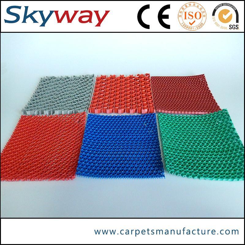 Antideslizante alfombra de piso impermeable pvc s alfombra de ba o piscina suelo suelos de - Alfombra de pvc ...