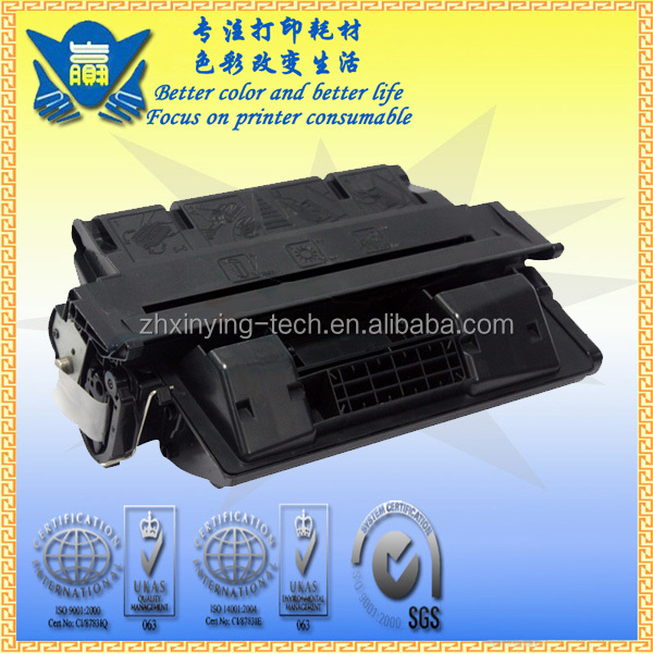 Black Toner Cartridge 8061X for HP Laserjet 4100