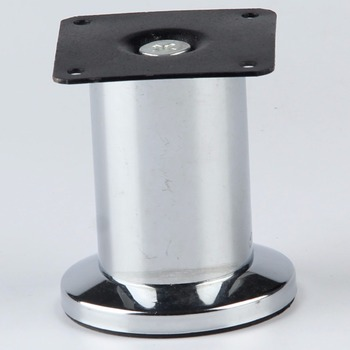 Iron Chrome Cabinet Leveling Feet /adjustable Cabinet Feet /cabinet Legs