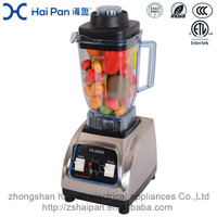 Electric Full Stainless Steel professional household smoothie blender maker