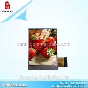 low price 2.4 inch tft lcd IPS display screen, mva outdoor transflective,Sunlight readable ,