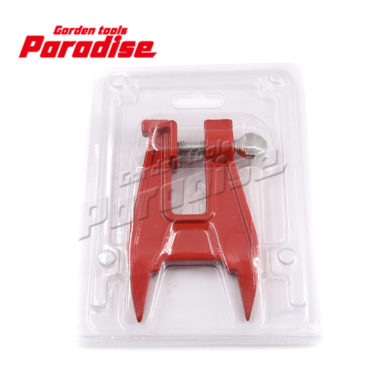 Professional Chainsaw Stump Sharpening File Vice Guide Vice Filing Bracket