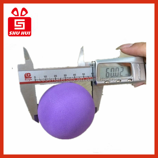 high density eva foam <strong>ball</strong> on chirstmas day for children