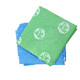 Bambooie cleaning cloth bamboo cleaning cloth bamboo spunlace nonwoven fabric