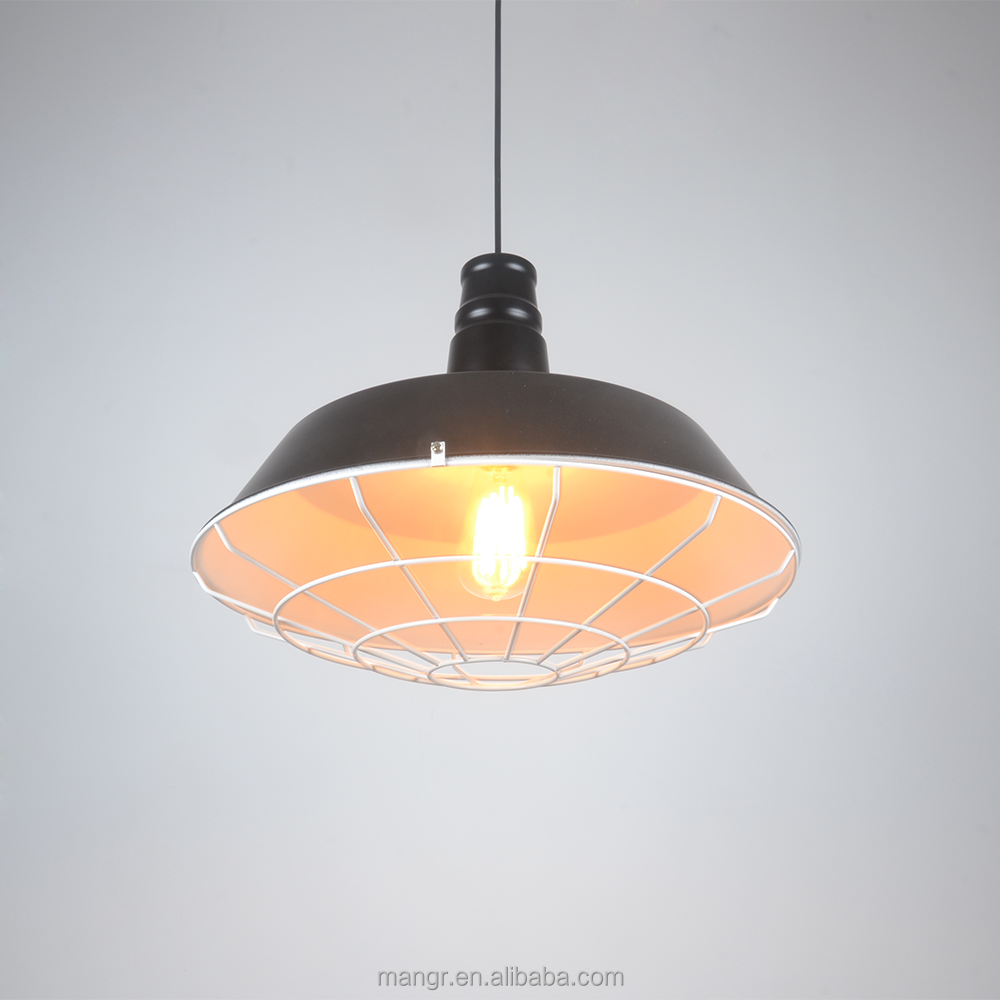 Pendant-Light-MG-1002 Contracted Denmark Pendant Lamp Small & Large Metal Bell Shade Chandeliers Pendant Light