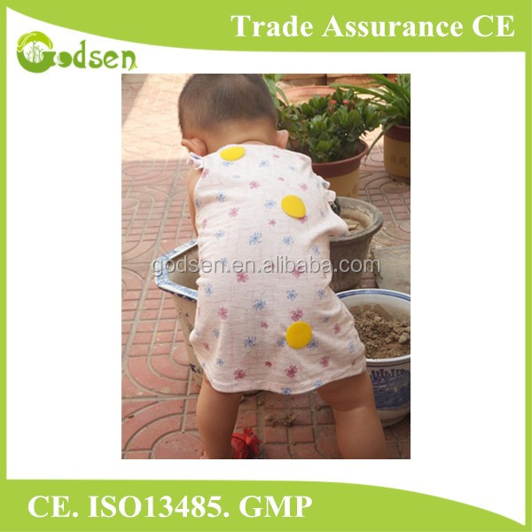 Smily 100 Natural Oil Citronella Mosquito Repellent Patch For Baby