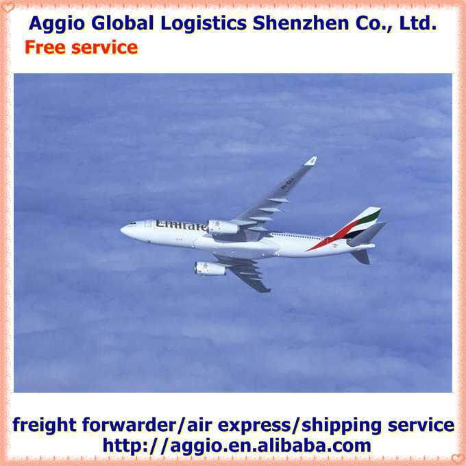 aggio free sample logistics aramex air cargo service from china