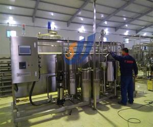 Pasteurized Milk Factory,Milk Processing and Packaging Machine/Milk Production Line