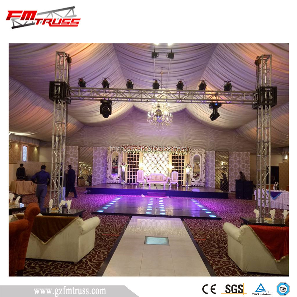 Small Stage Lighting Truss System Tower Stand Product On