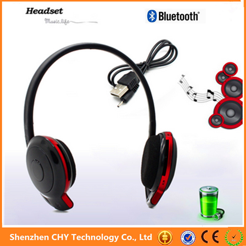 2015 newest BH503 sports stereo wireless bluetooth headset bluetooth headphone