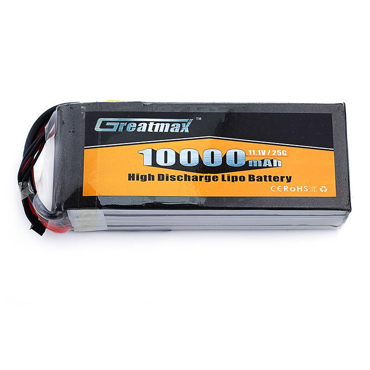 batterie lipo 12v