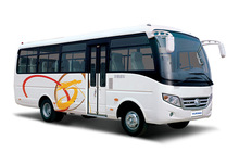 7m Yutong ZK6720D 24-seater micro bus for sale