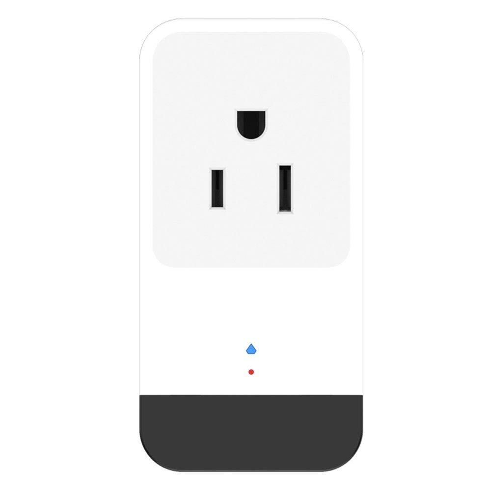 Auntwhale WiFi Smart Remote Control Socket [Scheduled Scene Settings Control Function] [Wireless Remote Control] [Alexa Google Lynx Smart Audio Control]