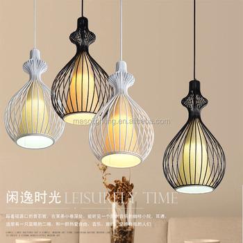 Fonkelnieuw Chinese Stijl Traditionele Ijzeren Hanglamp Voor Resturant Kantoor DL-37