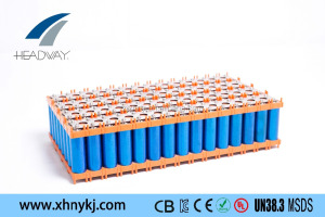 Headway lithium high discharge rate car battery pack 12v 300ah