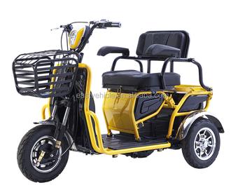 Nuovo Modello 3 Ruote Della Bicicletta Pratico Triciclo Elettrico Per Adulti Buy Di Alta Qualità Triciclo Elettrico Per I Bambini Della