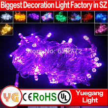 10m 100 leds c9 rgb led light string 110V 220V giant outdoor christmas lights for wedding party holiday decorative