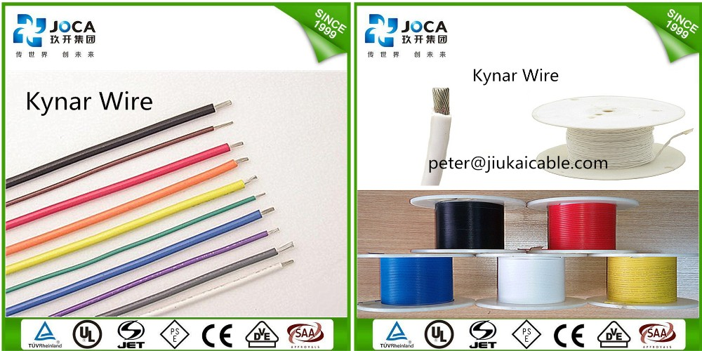Kynar Silver Coated Copper Thin Insulated Wire - Buy Kynar Thin Wire ...