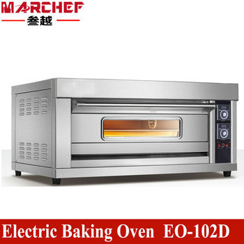 Restaurant Kitchen Oven eo-102d.single deck two trays commercial restaurant kitchen