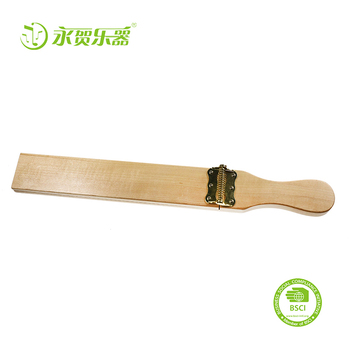 China wholesale market musical instruments The wooden clapper