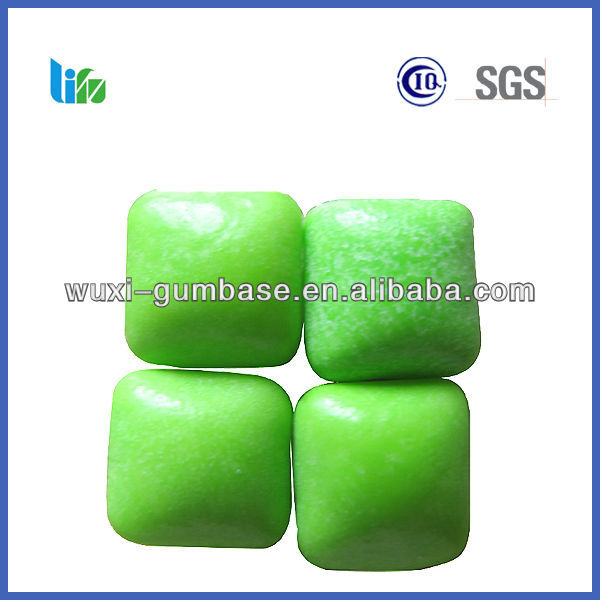 Best quality xylitol free chewing gum food natural organic gum