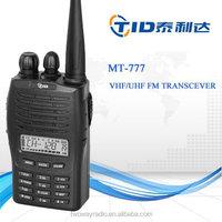 Professional mt-777 mt777 portable base radio station mini walkie talkie fm radio