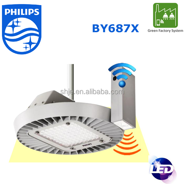 Philips Led Highbay Green Factory Wireless Lighting System By687x ...