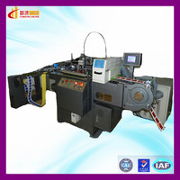 CH-320 one way delivery machanical label screen printing rotary machine
