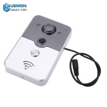 2016 Smart home WiFi video Doorbell support Remote Access control P2P Video