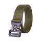 Custom Top Quality New Army Tactical Nylon Fabric Belt With Cobra Buckle