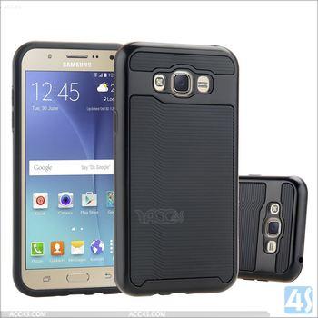 Pc Tpu Combo Case For Samsung J7 J700 2016 High Quality Phone ...
