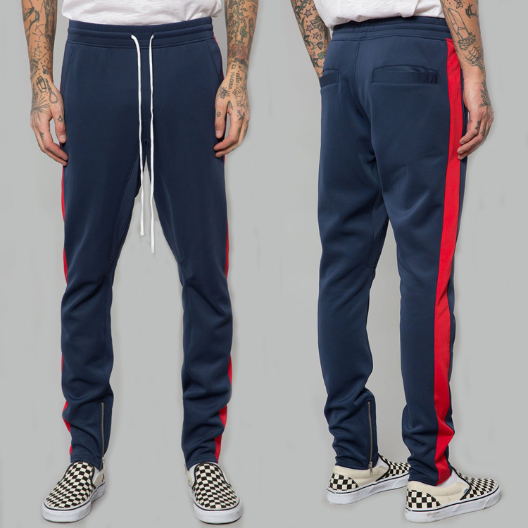 Benutzerdefinierte Slim Fit Jogger Pants / Baumwollhose / Herrenhosen China Factory