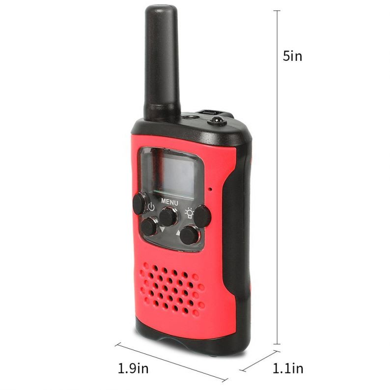 Cute lovely walkie talkie radio high reception wireless walkie-talkie long distance radio <strong>communication</strong>