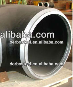 most demanded products ASME B16.9 ASTM A420 GR.WPL6 Eccentric BW Reducer